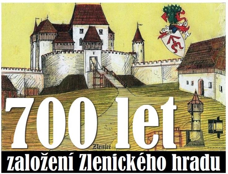 Veselice k 700 letům založení hradu Zlenice 1