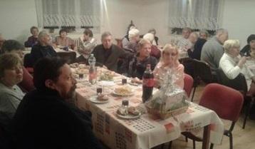 Vánoční setkání seniorů 1