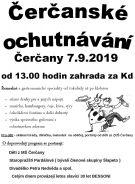 Čerčanské ochutnávání 2019 1