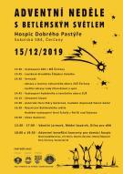 Adventní neděle 15.12. v čerčanském Hospici Dobrého PAstýře 1
