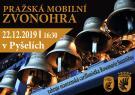 Pražská mobilní zvonohra v Pyšelích 1