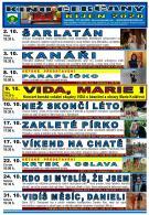 Program kina v Čerčanech na říjen 2020 1