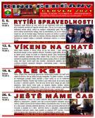Červnový program kina v Čerčanech 1
