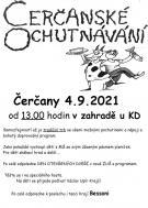 Čerčanské ochutnávání 4.9. 1