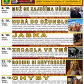 Program čerčanského kina na říjen 2021 1