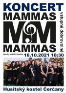 Koncert Mammas&Mammas v Čerčanech 1