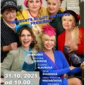"""Divadelní představení """"Nejstarší řemeslo"""" v Čerčanech 1"""